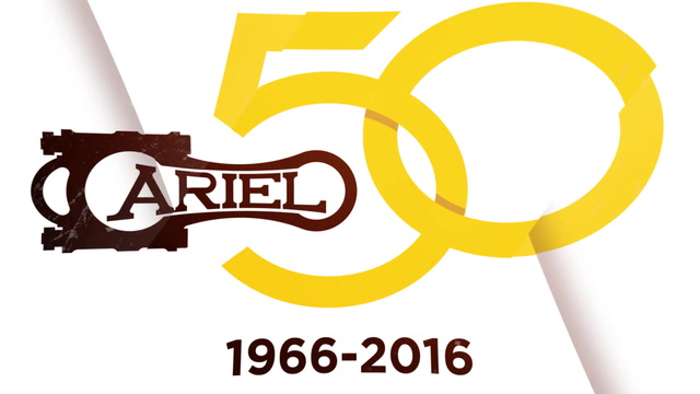 Celebrating 50 Years of Ariel