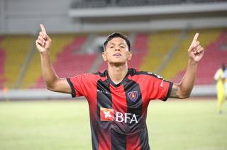 Bryan Moya anota doblete y le da el pase a semifinales de Copa al Clube Primero de Agosto