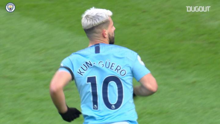 Incredible Goals: Sergio Agüero vs Chelsea