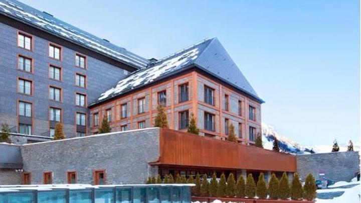 Así es el Hotel MIM Baqueira, propiedad de Messi