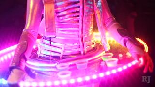 Area 15 Alien Party in Las Vegas – VIDEO