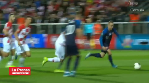 Croacia 3-1 Eslovaquia (Eliminatoria Eurocopa 2020)