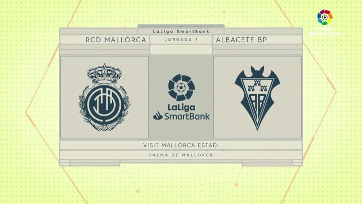 LaLiga SmartBank (J7): Resumen del Mallorca 0-0 Albacete