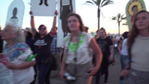 Manifestaciones rechazan