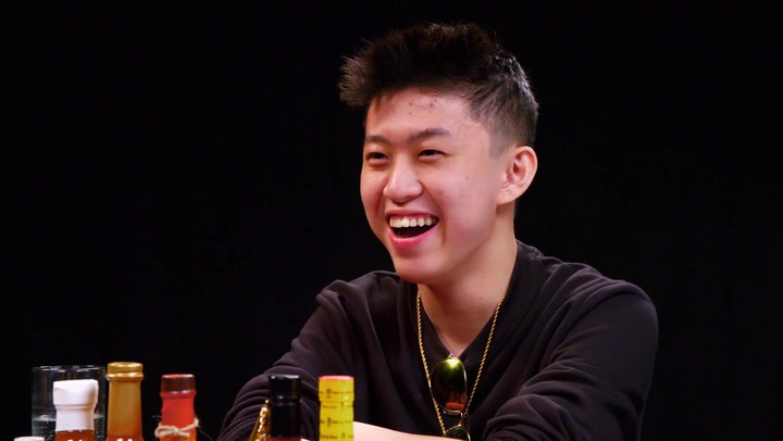 Rich Brian: Hot Ones