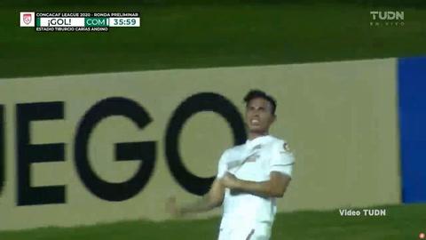 Motagua 2-2 Comunicaciones (Liga Concacaf)