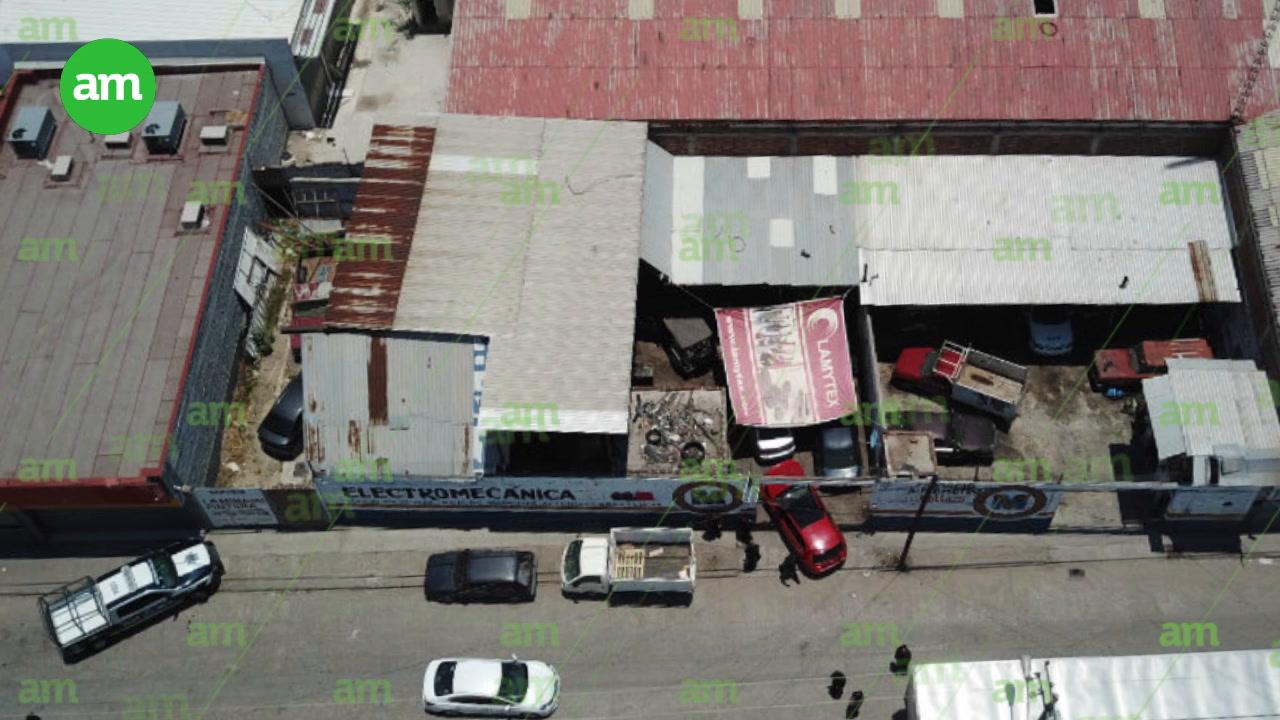 Video: Asesinan a dos en Héroes de Chapultepec