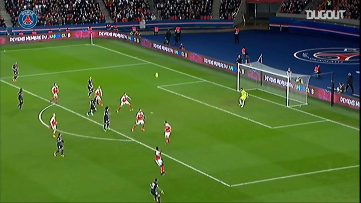 Zlatan Ibrahimović Volleys Home Vs Reims