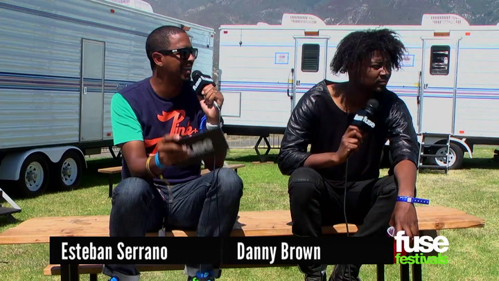 "Festivals: Rock The Bells 2013: Danny Brown Finds Ol' Dirty Bastard & Eazy-E Holograms ""Creepy"""