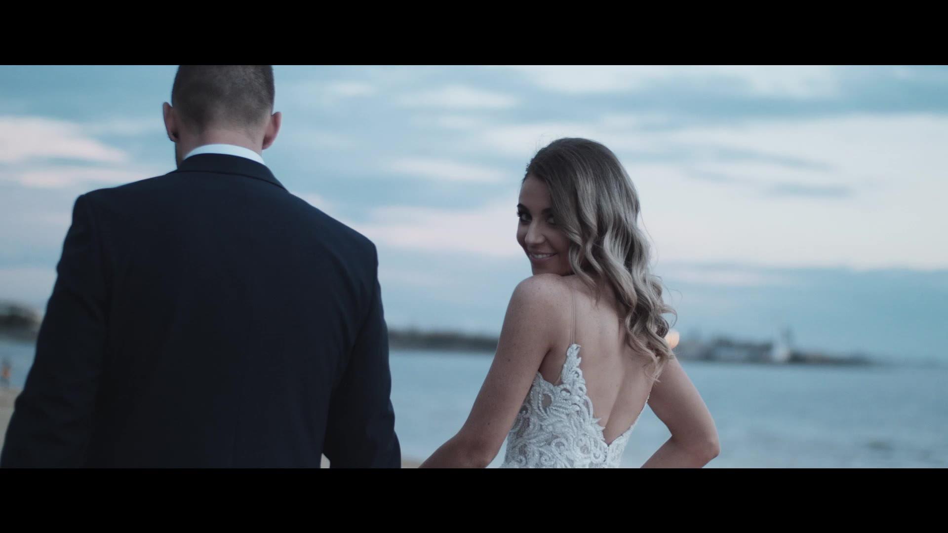 Matt + Jess | Saint Kilda, Australia | Encore