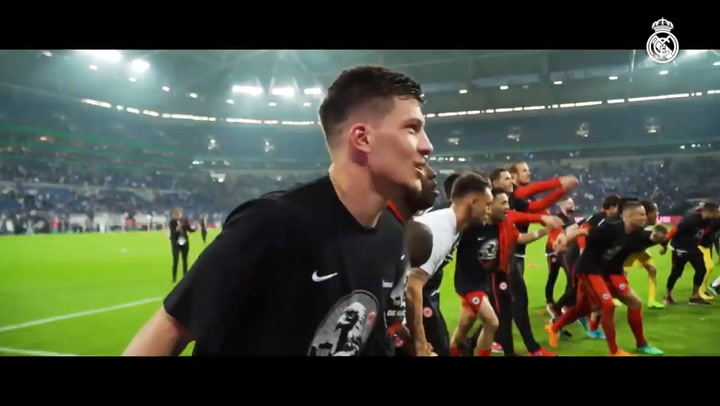 Luka Jovic ficha por el Real Madrid