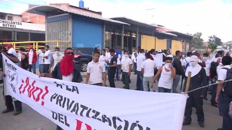 Siguen denunciando la privatización del Infop