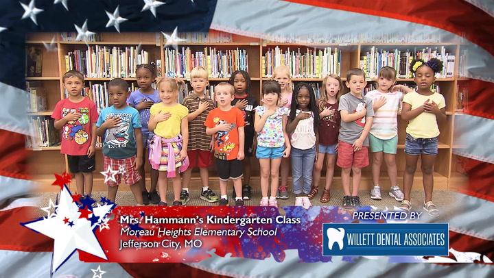 Moreau Heights Elementary - Mrs. Hammann's Kindergarten Class