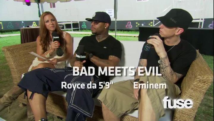 Bad Meets Evil: Lady Gaga - Bonnaroo 2011