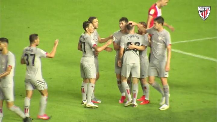 3-1: Las circunstancias minimizan al Athletic