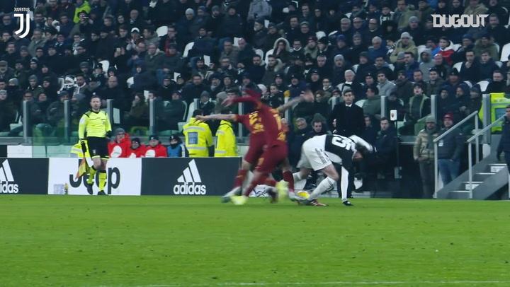 Lo mejor de Adrien Rabiot con la Juventus
