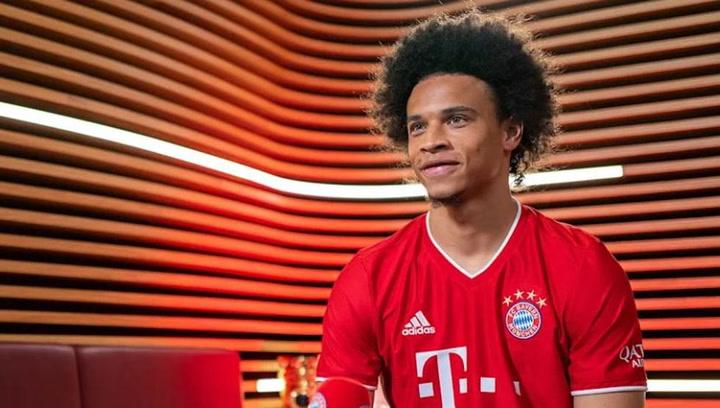 Oficial: Leroy Sané, nuevo jugador del Bayern