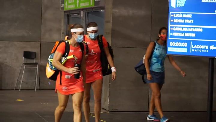 Resumen Cuartos de Final Triay_Sainz Vs Navarro_Reiter ADESLAS Open