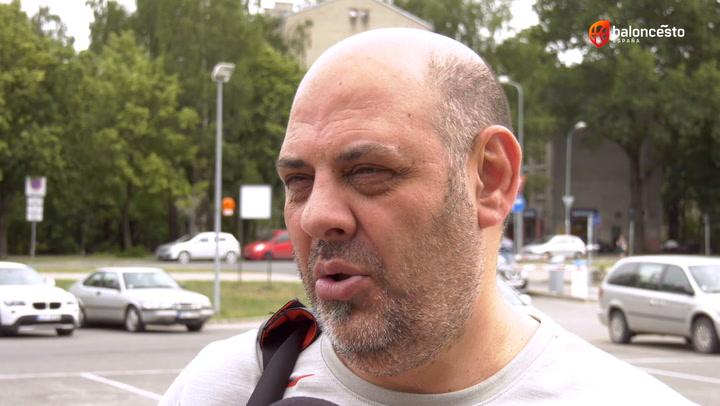 Lucas Mondelo espera un rival complicado en Ucrania en el debut en el Europeo