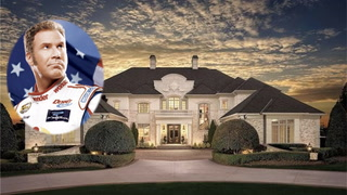 The $4.2M 'Talladega Nights' Mansion Will Have You Revving Your Engines