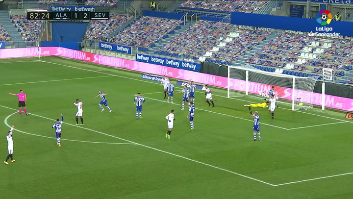 El gol anulado por mano previa de En Nesyri