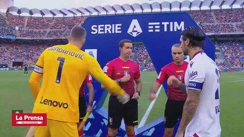 Inter de Milán 6-1 Bolonia (Serie A)