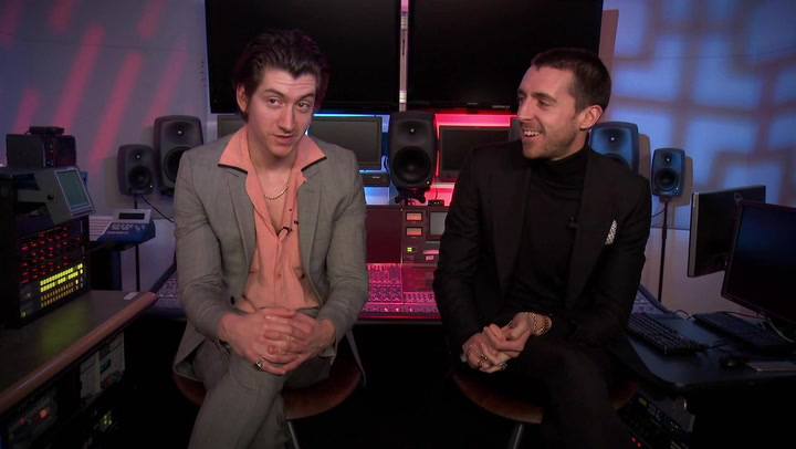 The Last Shadow Puppets Talk Touring