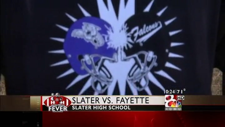 Fayette at Slater FNF Week Five
