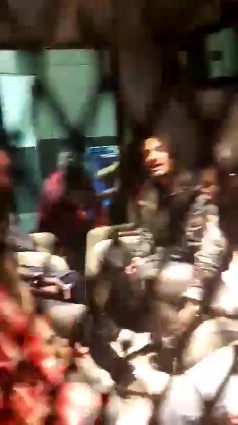 Tensión por la detención de Grabois durante una protesta