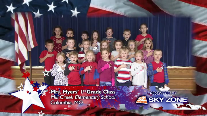 Mill Creek Elementary - Mrs. Myers - 1st Grade