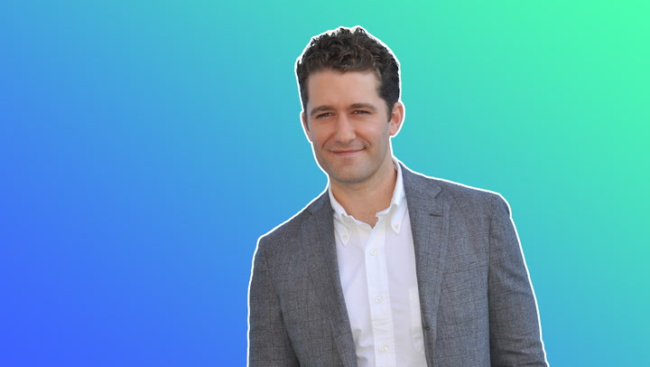 Matthew Morrison Reflects on the Cultural Legacy <em>Glee</em> Left Behind