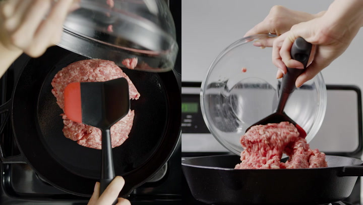 Preview image of OXO Ground Meat Chopper video