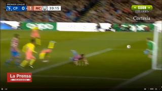 Video: Crystal Palace 2-0 Manchester City (Premier League)