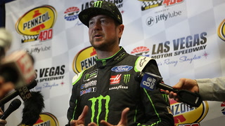 NASCAR drivers get two-day test session at Las Vegas Motor Speedway