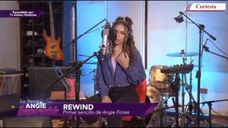 Angie Flores estrena su nuevo sencillo
