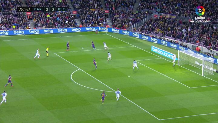 Especial FC Barcelona Jornada 27 MESSI MVP