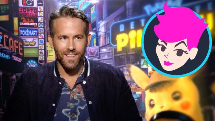 'Pokémon Detective Pikachu' - The Ms. Moviefone Show