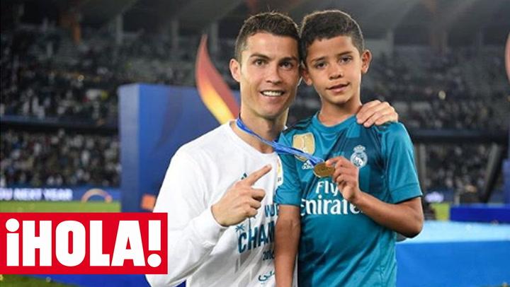 El logro de Cristiano Ronaldo Jr. que ha hecho que su padre se sienta muy orgulloso