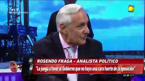 Rosendo Fraga: Macri sondea cuáles son los niveles de resistencia