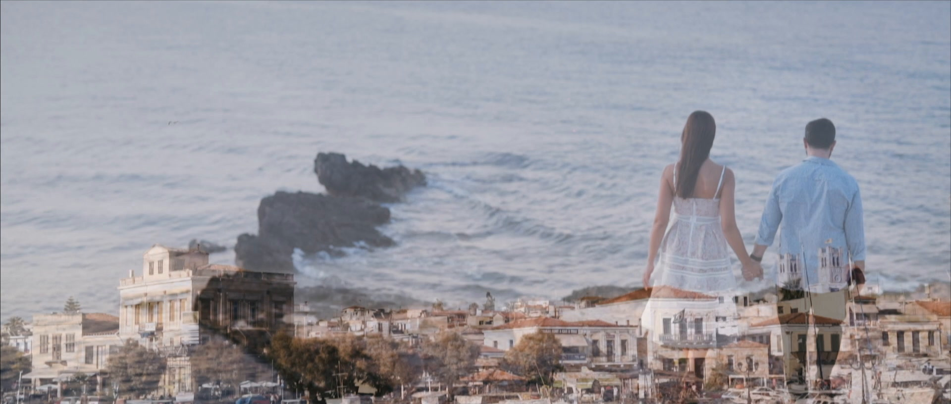 Katerina + Theodoros | Aegina, Greece | A Villa
