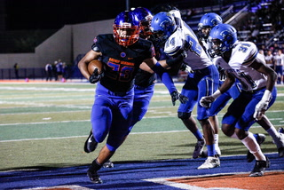 Nevada Preps: Sierra Vista at Bishop Gorman