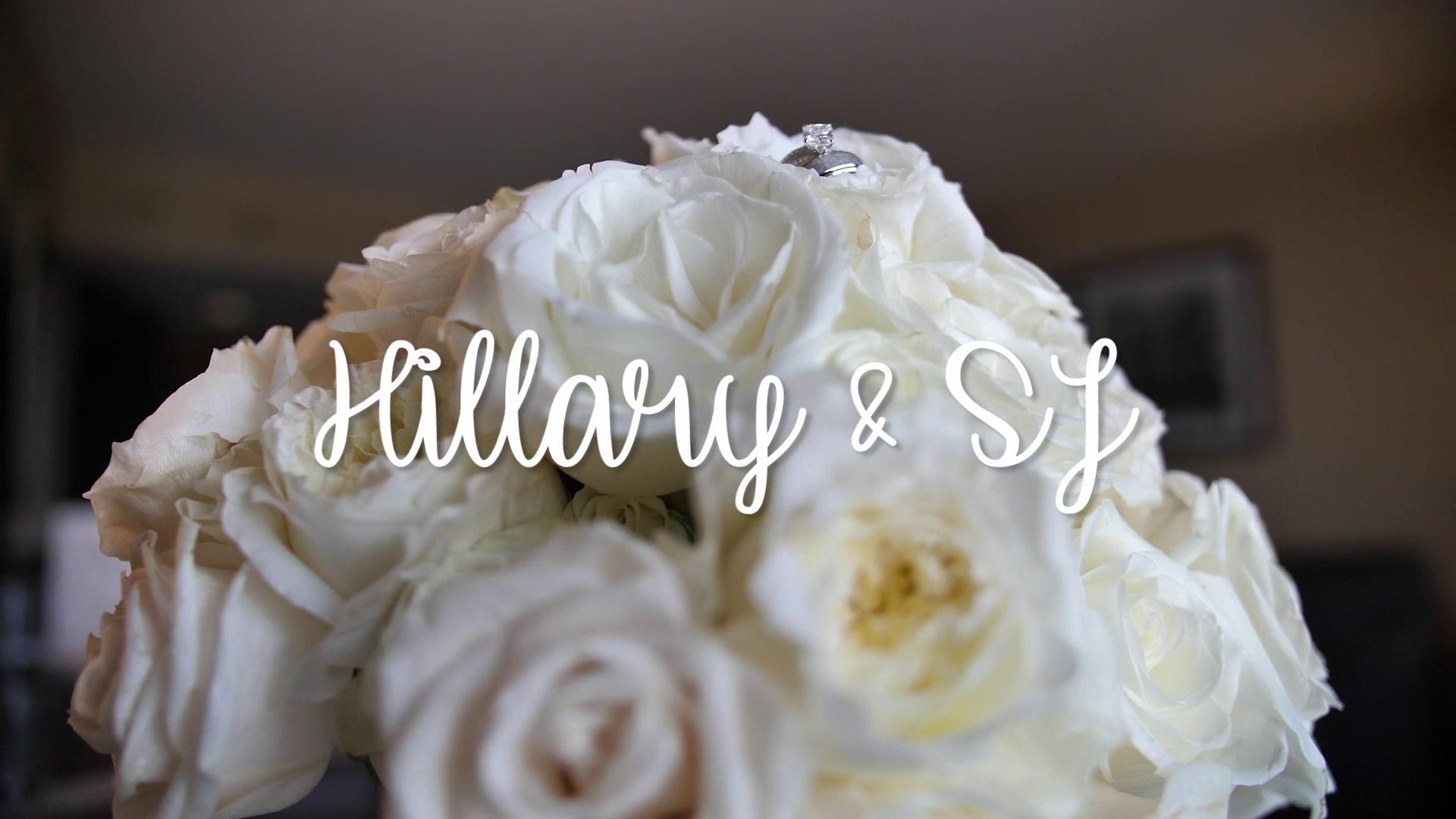 Hillary + SJ | Philadelphia, Pennsylvania | Cescaphe Ballroom
