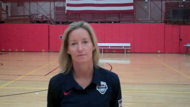 Usa Head Coach Sue Phillips On The 2013 Usa Womens U16 National Team