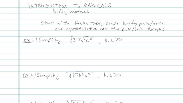 Introduction to Radicals - Problem 7
