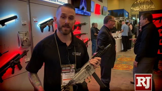 "SHOT Show 2019: A ""nonsemi-automatic"" weapon"