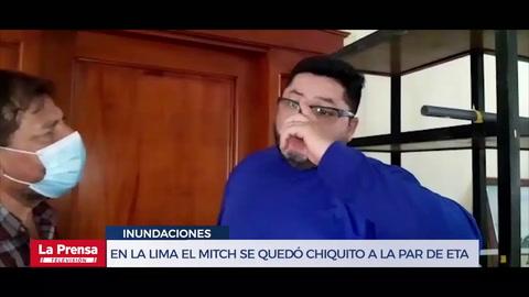 Alcalde de La Lima: