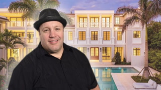 Kevin James' New Florida Digs Are Fit for a 'King'