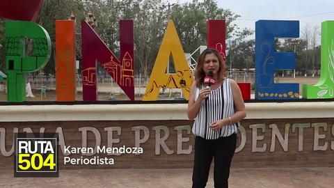 Ruta 504 Pinalejo, cuna de tres presidentes