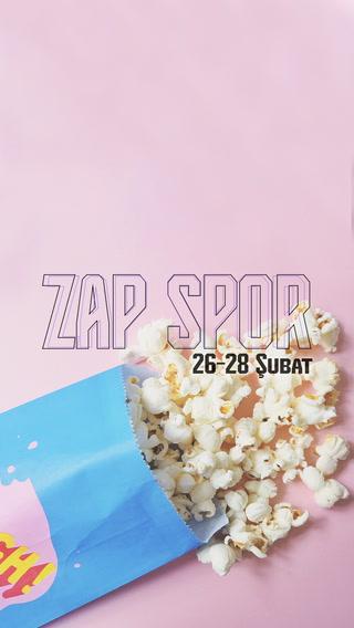 Zap Spor / 26-28 Şubat