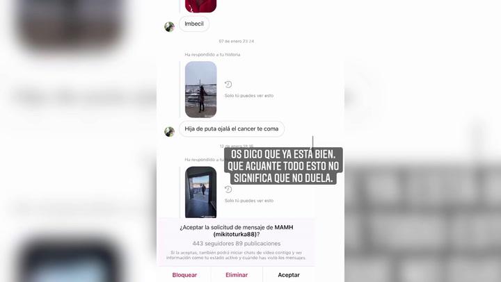 Cristina Pedroche 'explota' contra los haters y toma una drástica decisión